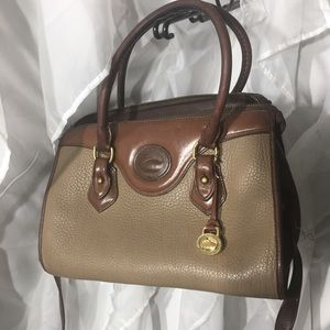Vintage Dooney & Bourke need love and a detailed